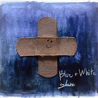 Sloane - Blue + White (Explicit)