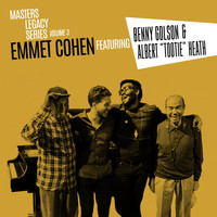 "Emmet Cohen - Masters Legacy Series, Vol. Three: Benny Golson & Albert ""Tootie"" Heath"