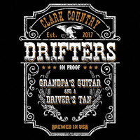 Clark Country Drifters - Grandpa's Guitar and a Driver's Tan