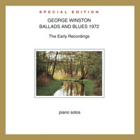 George Winston - Ballads and Blues 1972 (Special Edition)