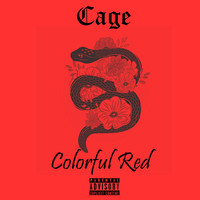 Cage - Colorful Red (Explicit)