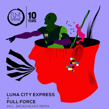 Luna City Express - Full Force