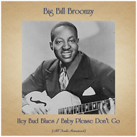 Big Bill Broonzy - Hey Bud Blues / Baby Please Don't Go (All Tracks Remastered)