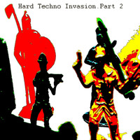 Buben - Hard Techno Invasion., Pt. 2