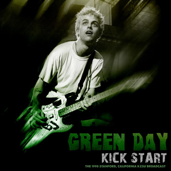 Green Day - Kick Start (Live 1990)