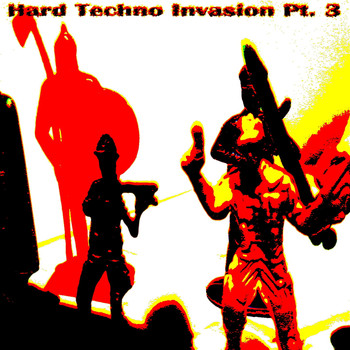 Buben - Hard Techno Invasion, Pt. 3
