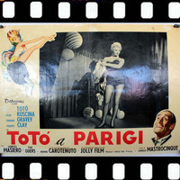 Toto - Miss Mia Cara Miss (Totó A Parigi Original Soundtrack 1958)