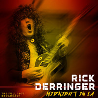 Rick Derringer - Midnight in L.A. (Live 1977)