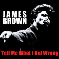 James Brown - Tell Me What I Did Wrong