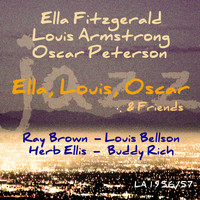 Ella Fitzgerald and Louis Armstrong and Oscar Peterson - Ella, Louis, Oscar & Friends