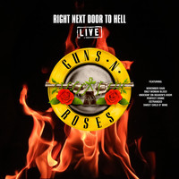 Guns N' Roses - Right Next Door To Hell (Live)
