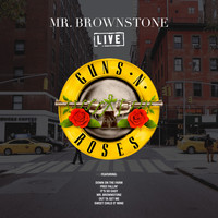 Guns N' Roses - Mr. Brownstone (Live)