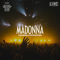 Madonna - Causing A Commotion (Live)