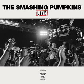 Smashing Pumpkins - The Smashing Pumpkins Live (Live [Explicit])