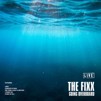 The Fixx - Going Overboard (Live)