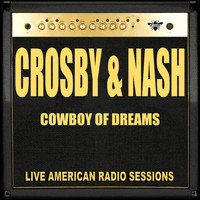Crosby & Nash - Cowboy Of Dreams (Live)