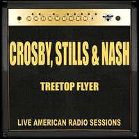 Crosby, Stills & Nash - Treetop Flyer (Live)