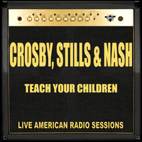 Crosby, Stills & Nash - Teach Your Children (Live)
