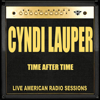 Cyndi Lauper - Time After Time (Live)
