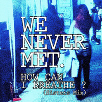 We Never Met - How Can I Breathe? (Sisters Mix)