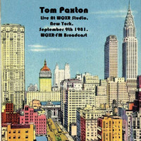 Tom Paxton - Live At WQXR Studio, New York, Sept 9th 1981, WQXR-FM Broadcast (Remastered)