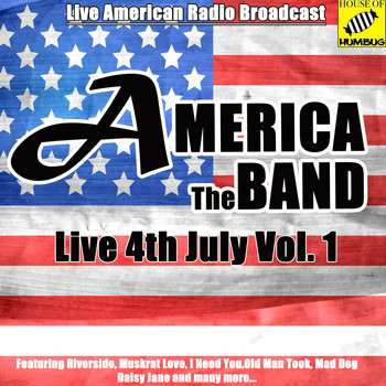 America - America Live 4th July Vol. 1 (Live)