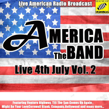 America - America Live 4th July Vol. 2 (Live)