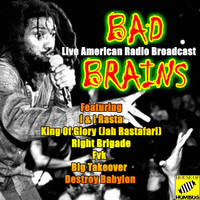 Bad Brains - Bad Brains (Live)