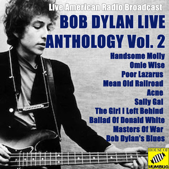 Bob Dylan - Bob Dylan Anthology Vol. 2 (Live)