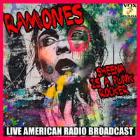 Ramones - Sheena is a Punk Rocker (Live)