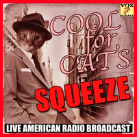 Squeeze - Cool For Cats (Live)