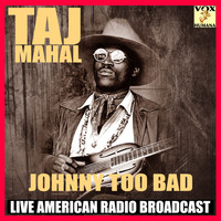 Taj Mahal - Johnny Too Bad (Live)