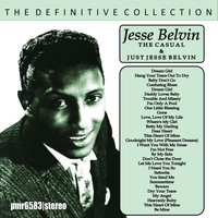 Jesse Belvin - The Definitive Collection 'the Casual' & 'just Jesse Belvin'