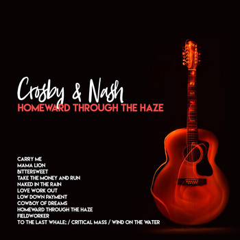 Crosby & Nash - Homeward Through The Haze