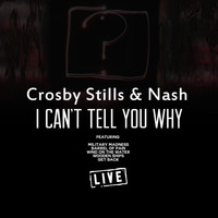 Crosby, Stills & Nash - I Can't Tell You Why (Live)
