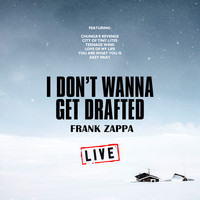 Frank Zappa - I Don't Wanna Get Drafted (Live)