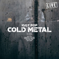Iggy Pop - Cold Metal (Live)