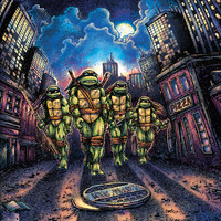 John DuPrez - Teenage Mutant Ninja Turtles Original 1990 Motion Picture Soundtrack
