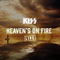 Kiss - Heaven's On Fire (Live)
