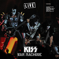 Kiss - War Machine (Live)