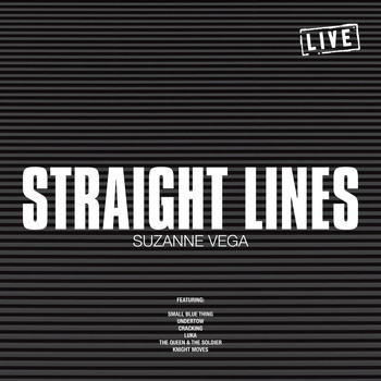 Suzanne Vega - Straight Lines (Live)