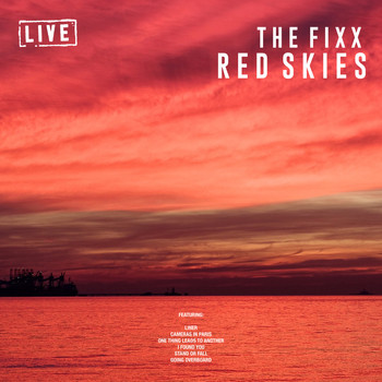The Fixx - Red Skies (Live)