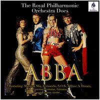 Royal Philharmonic Orchestra - The Royal Philharmonic Orchestra Does Abba