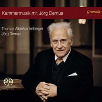 Jörg Demus / Thomas Albertus Irnberger - Beethoven, Demus & Others: Violin Works