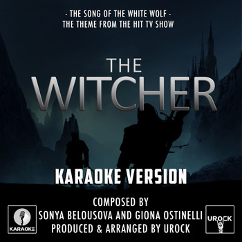 "URock - The Song Of The White Wolf (From ""The Witcher"")"