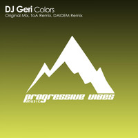 DJ Geri - Colors