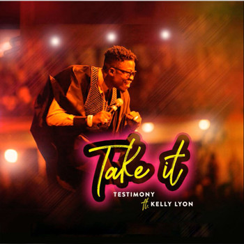 Testimony (feat. Kelly Lyon) - Take It
