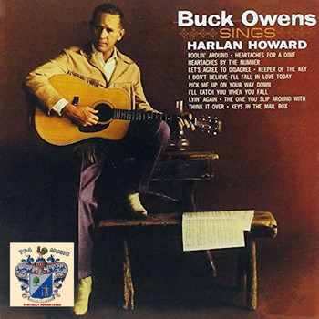 Buck Owens - Buck Owens Sings Harlan Howard