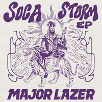 Major Lazer - Soca Storm EP