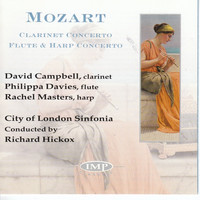 David Campbell - Mozart: Concertos for Clarinet/Flute & Harp